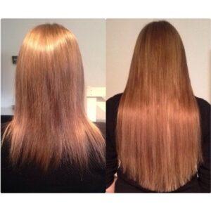 Få naturligt look med hårextensions