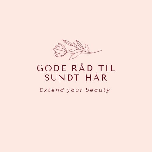 gode råd sundt hår